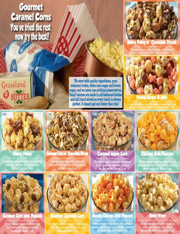 Caramel Popcorn Fundraising - only $7.00 each