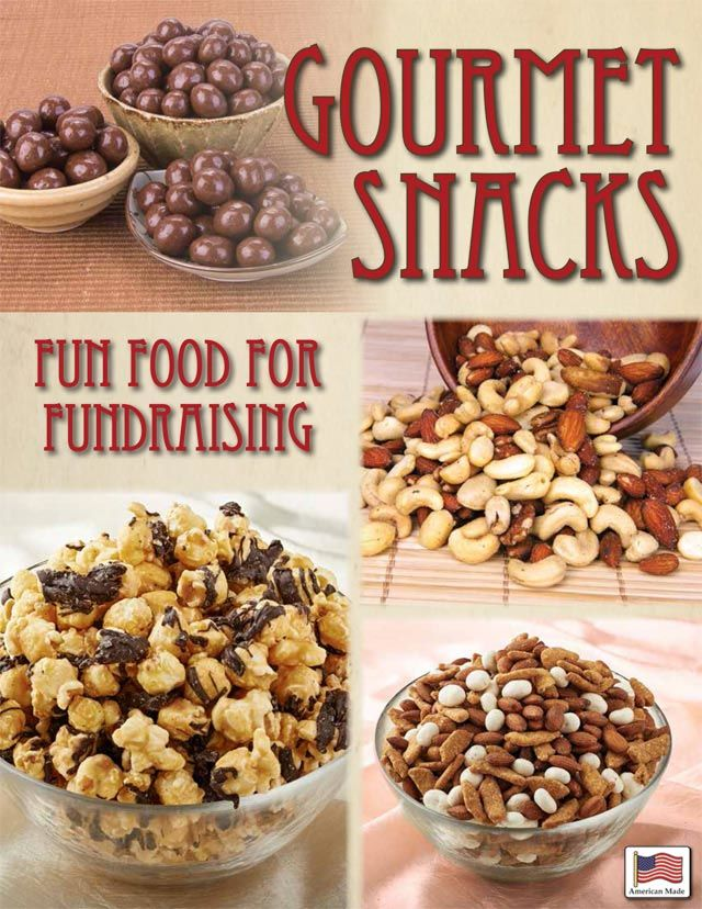Gourmet Snacks Fundraising for 2018
