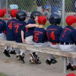 Youth baseball fundraising