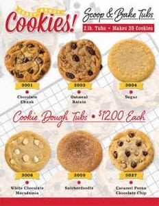 Cookie Dough 2 1