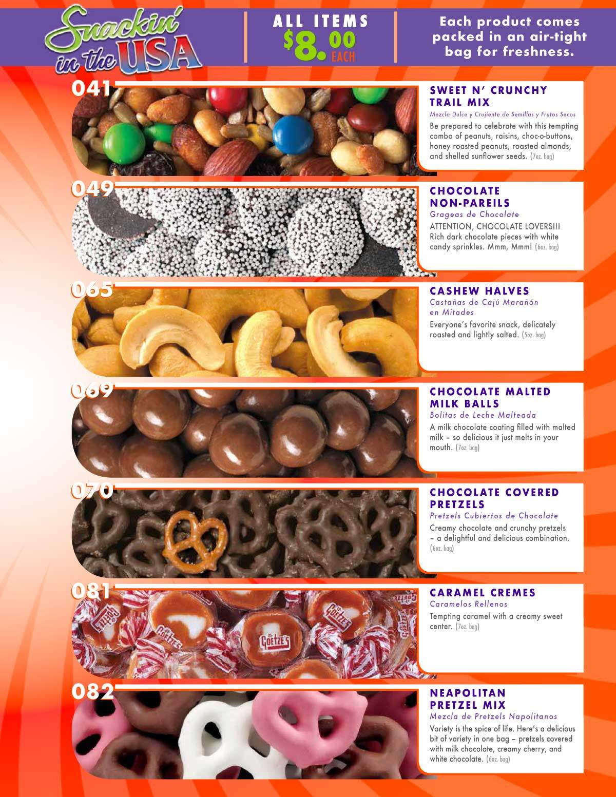 SNACKIN IN USA 2019 8 BROCHURE 3