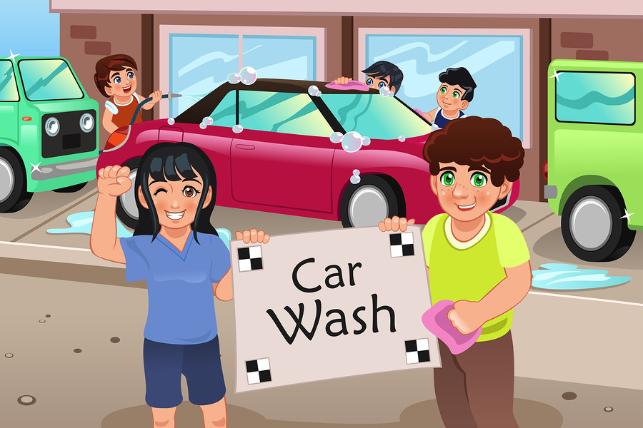 Car Wash Fundraising Ideas To Raise Money To Pay For The Extras
