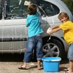 team car wash fundraisers