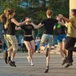 Dance fundraising ideas