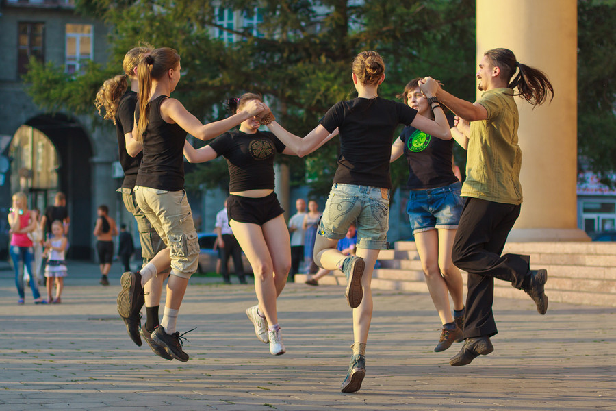 Dance fundraising ideas - easy and profitable