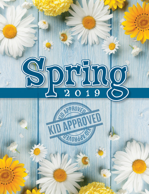 Simply Spring 2019 Gift Catalog