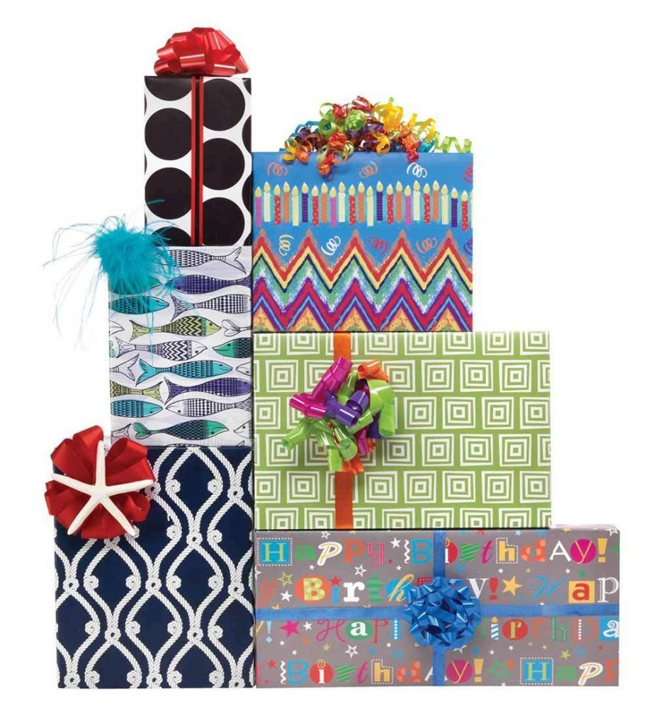 Winter Gift Wrap Fundraising