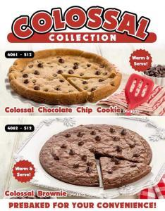 Colossal Collection Cookie Fundraising