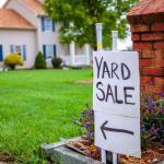 Yard sale dance fundraiser ideas