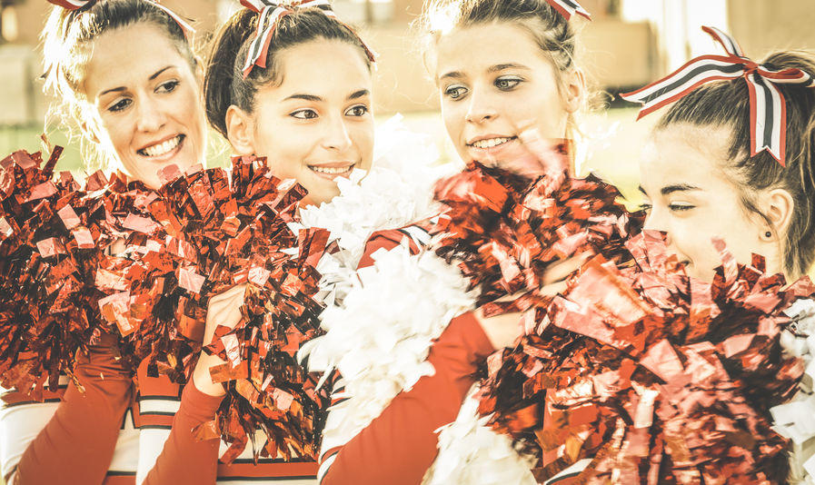 Learn about Alabama cheer team raised funds