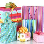Sally Foster gift wrap fundraising