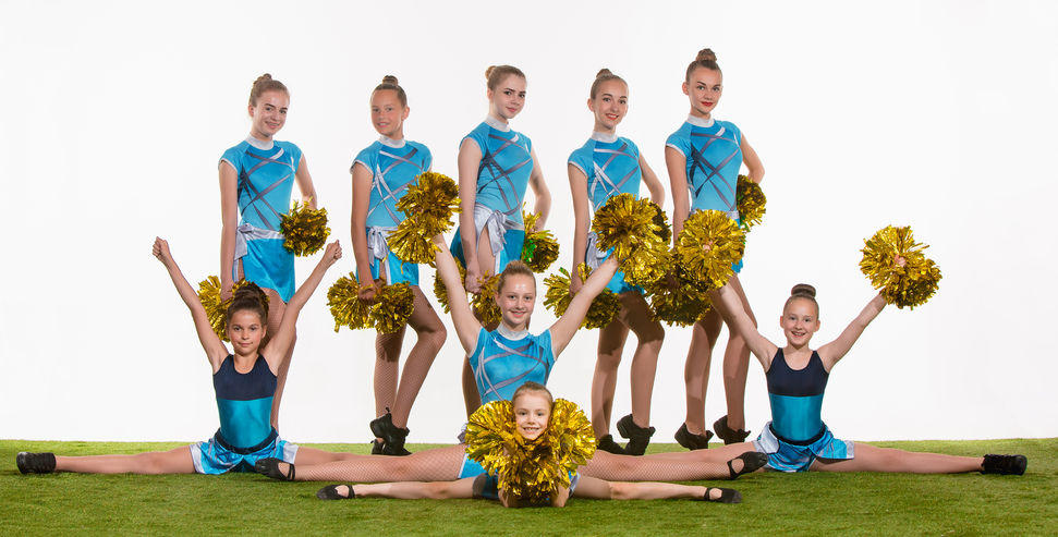 Competitive Cheerleading Fundraising ideas from Georgia