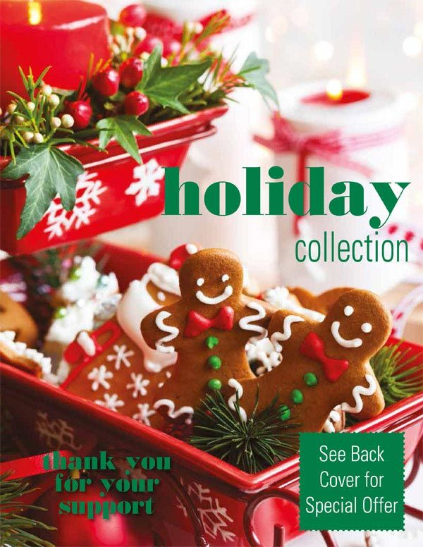 Holiday Collection Catalog Fundraiser