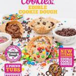 Edible Cookie Dough Cover