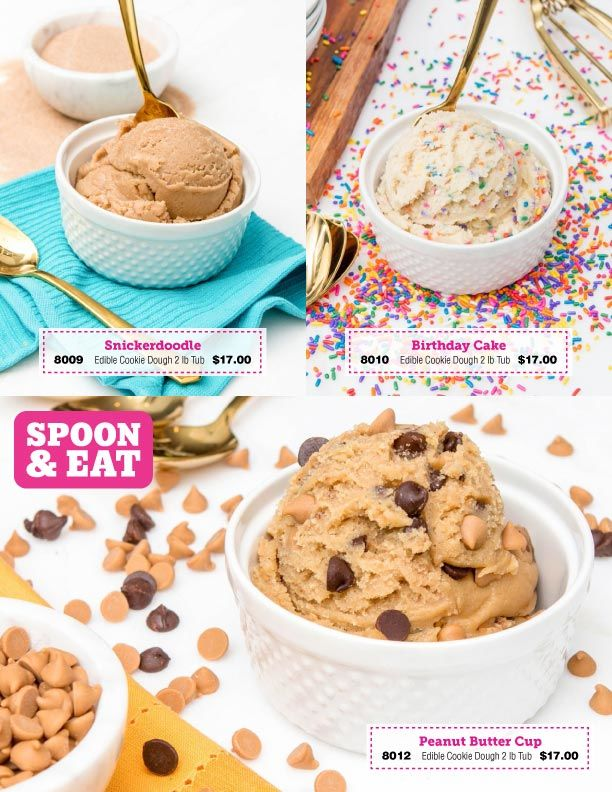 Edible Cookie Dough Page 3