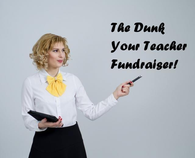 dunk your teacher