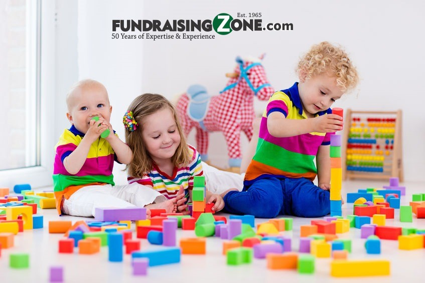 Daycare Fundraisers for For Preschools and Childcare Centers