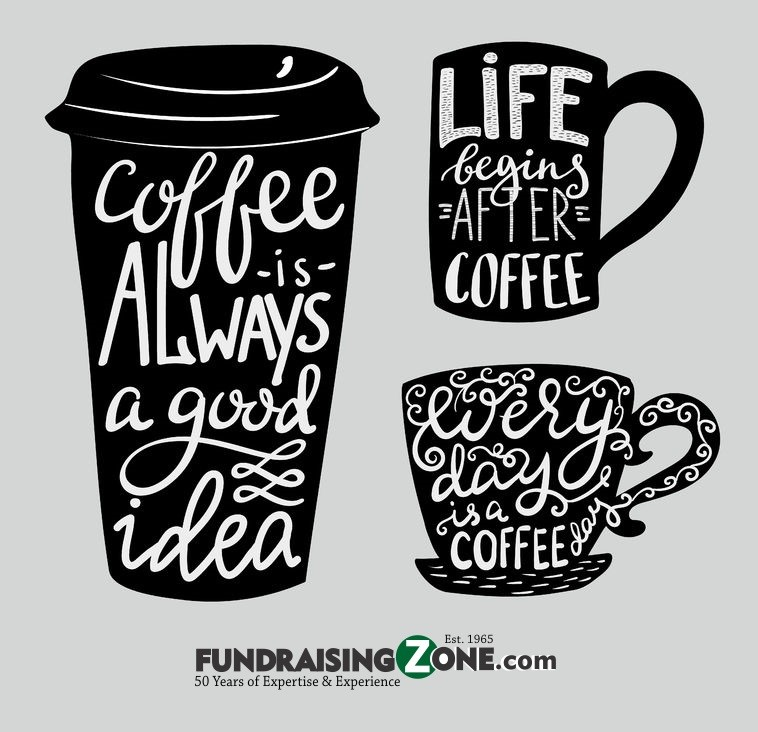 Popular daycare fundraisers selling coffee