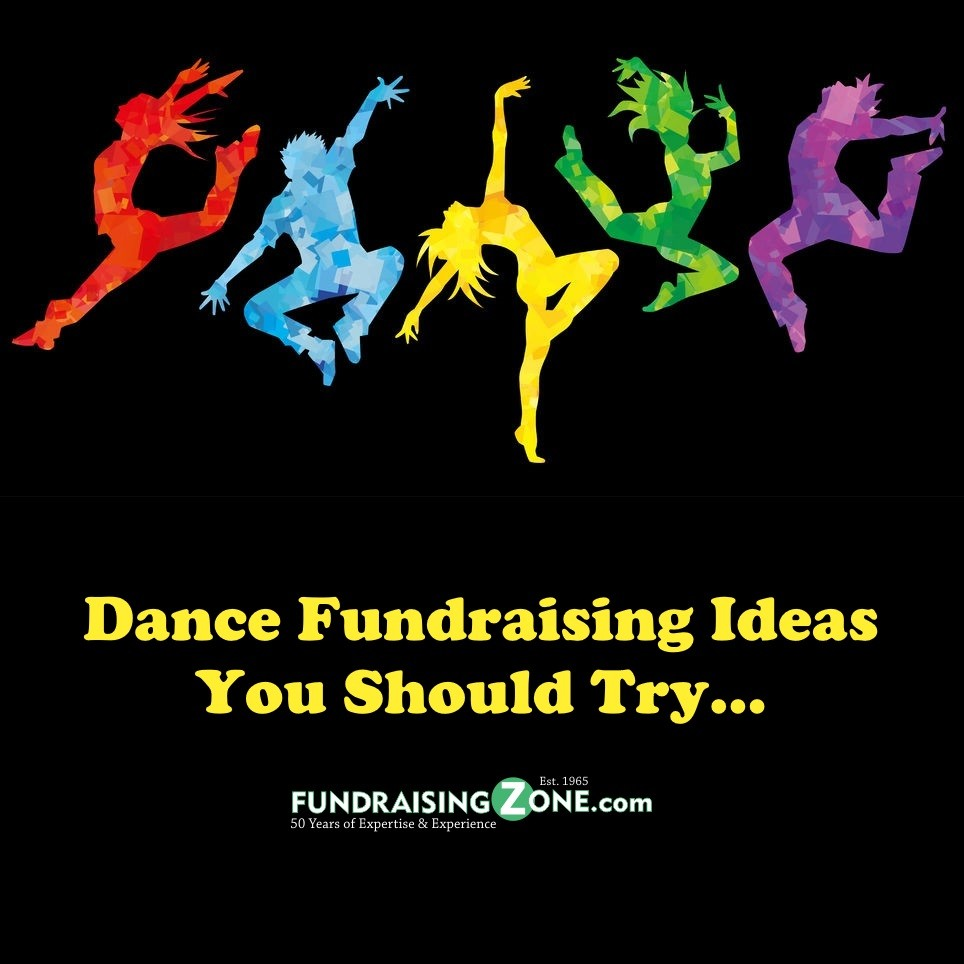 10 dance fundraising ideas you should try