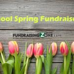 school spring fundraisers for schools