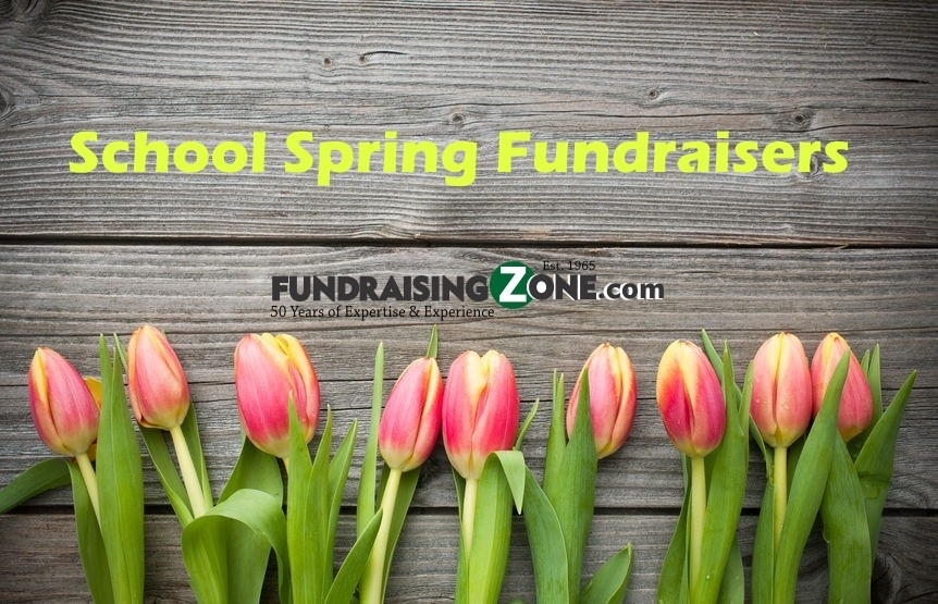 school spring fundraisers 1