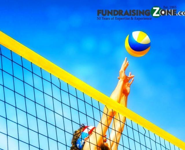 volleyball fundraising ideas