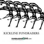 easy kickline fundraising ideas