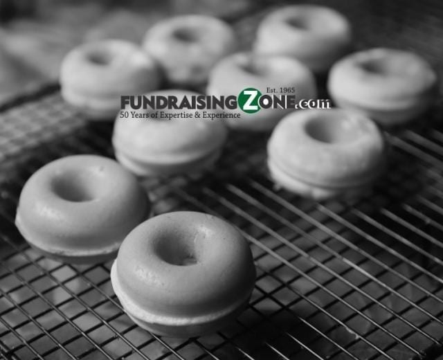 middle school fundraising ideas in Nebraska - Krispy Kreme Fundraiser