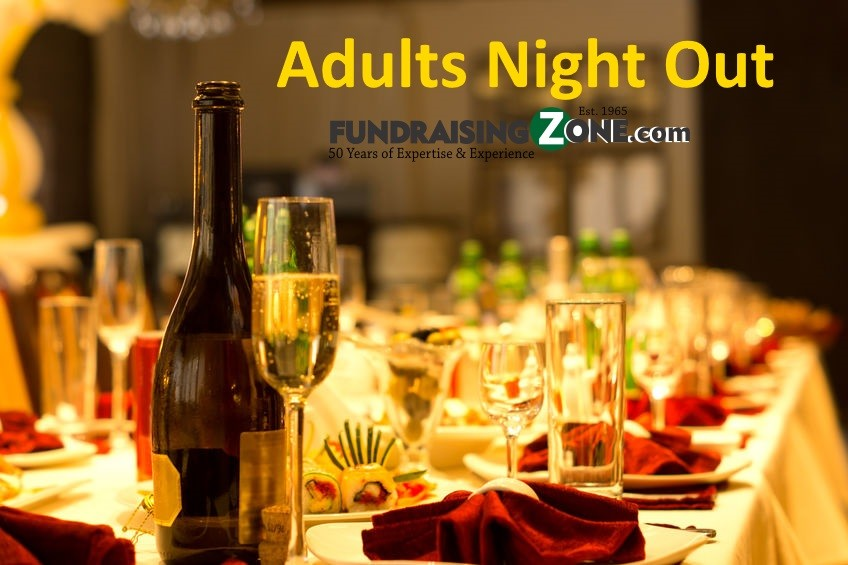 PTA fundraising ideas in florida aults night out 1