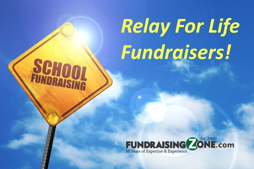 Relay For Life Fundraising Ideas For Schools 1