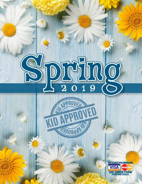Simply Spring Catalog Fundraising