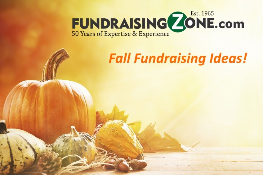 best fall fundraisers 1