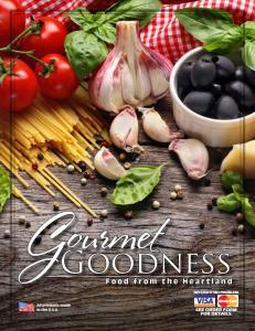 Gourmet Goodness Fundraising Catalog