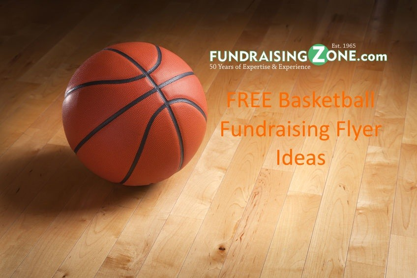 Free Basketball Fundraiser Flyer Templates