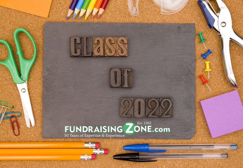 class of 2022 fundraising ideas